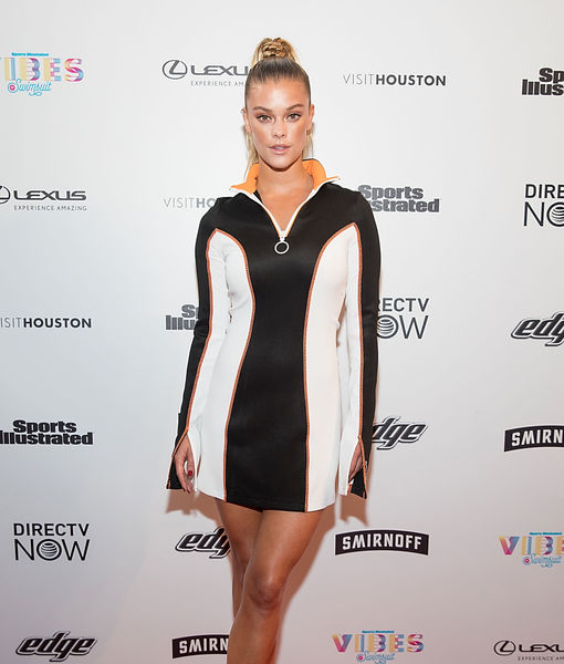 Hannah Ferguson & Nina Agdal Dish on Her Painful SI Swimsuit Issue Shoot