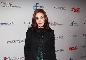 Priscilla Presley Taking Care of Lisa Marie's Twins, Denies…