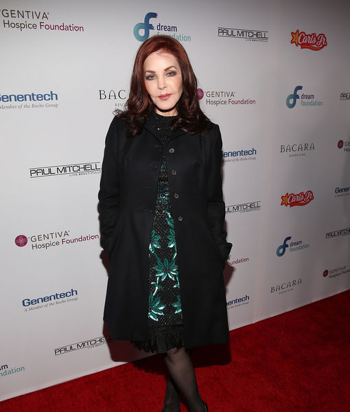 Priscilla Presley Taking Care of Lisa Marie's Twins, Denies They're in…