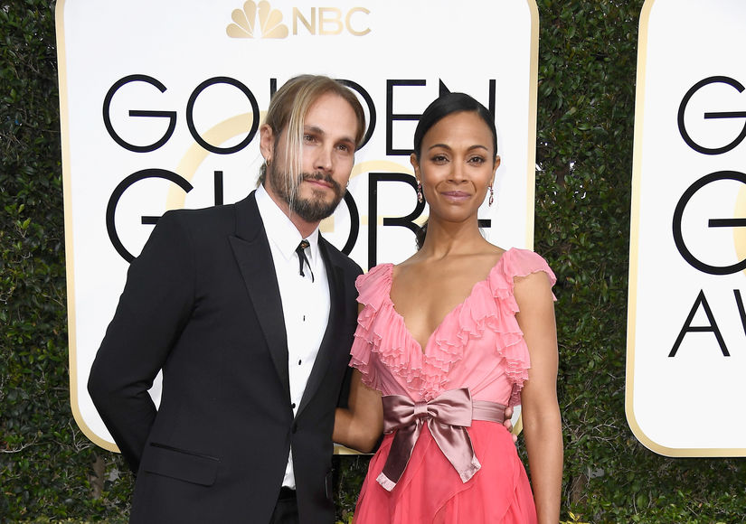 Surprise! Zoe Saldana Welcomes Baby #3 — What's His Unique Name?