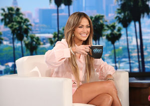 What Jennifer Lopez Just Revealed to Ellen About Drake & Dating…