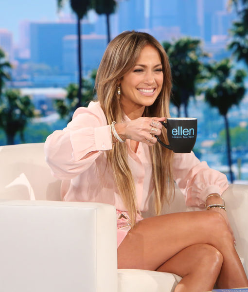 What Jennifer Lopez Just Revealed To Ellen About Drake
