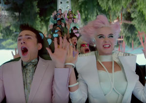 Watch Katy Perry Go Through Wild Ride in 'Chained to the Rhythm'…