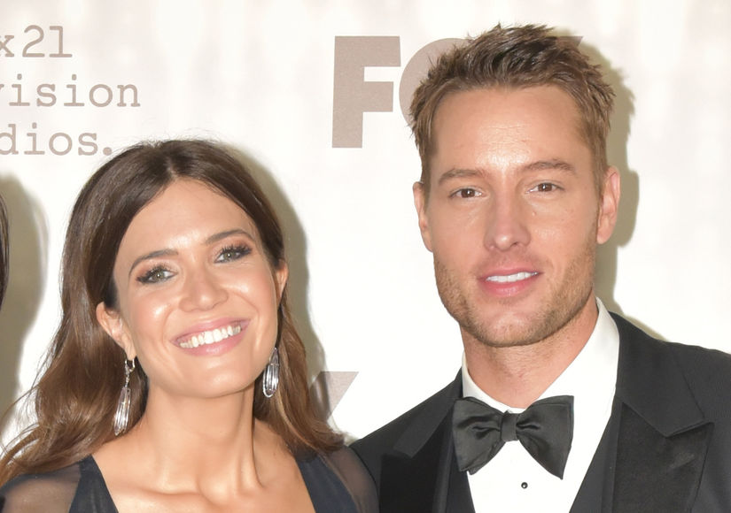 Mandy Moore & Justin Hartley Dish on 'This Is Us' Tearjerker