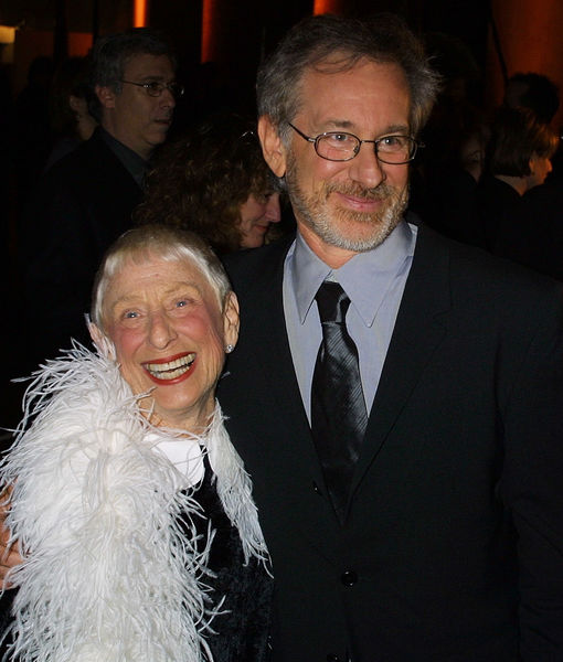 Steven Spielberg's Mother, Leah Adler, Dead at 97
