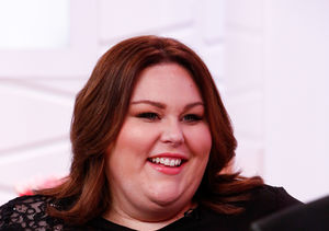 'This Is Us' Star Chrissy Metz Talks Being Broke, Meeting…