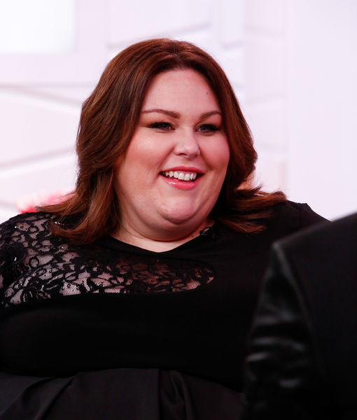 'This Is Us' Star Chrissy Metz Talks Being Broke, Meeting Boyfriend on Set