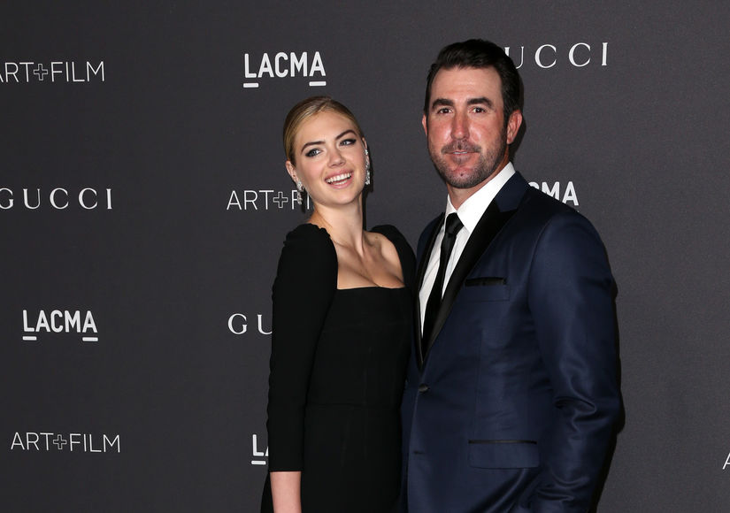 Kate Upton dishes on Justin Verlander's gameday sex routine