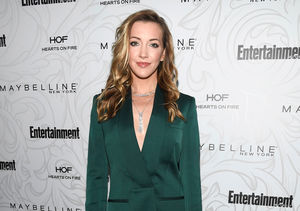 Katie Cassidy Seemingly Responds to David Cassidy's Relationship…
