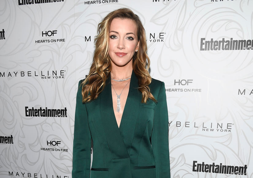 Katie Cassidy Seemingly Responds to David Cassidy's Relationship Confession