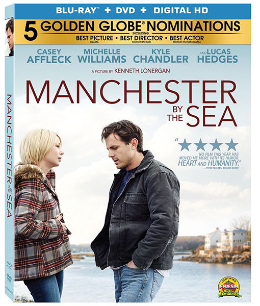 Win It! 'Manchester by the Sea' Blu-ray and DVD