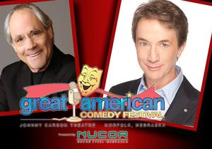 Martin Short & Robert Klein Set to Attend Johnny Carson Tribute…