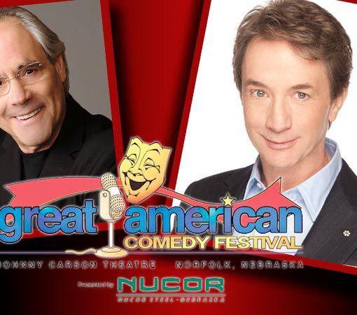 Martin Short & Robert Klein Set to Attend Johnny Carson Tribute Festival
