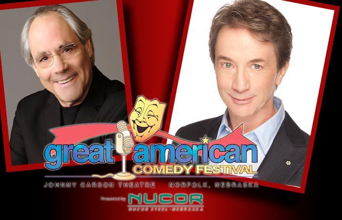 Martin Short & Robert Klein Set to Attend Johnny Carson Tribute Festival