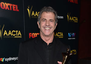 Watch! Mel Gibson's Hilarious Comparison of His Family Life to a…