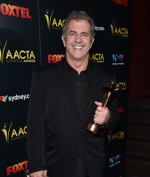 Mel Gibson Answers Fun Questions for 'Extra' Rapid-Fire Quiz