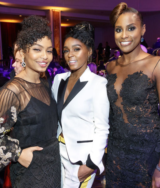 Pics! Essence Black Women In Hollywood Awards