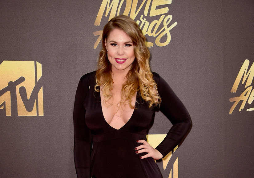 Kailyn Lowry Reveals the Father of Baby #3