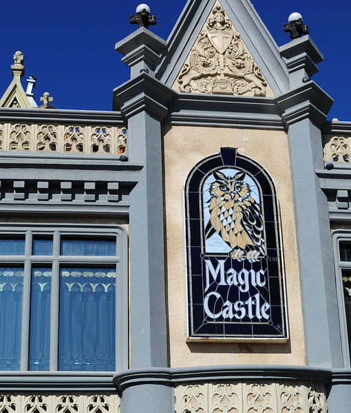 Possible Suicide at the Magic Castle