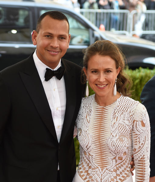 A-Rod a Free Agent? Reportedly Splits with Anne Wojcicki