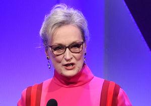 Meryl Streep Blasts Karl Lagerfeld: 'He Lied'