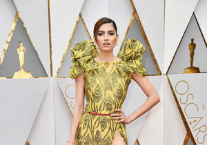 Blanca Blanco Suffers Major Wardrobe Malfunction at Oscars