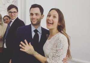 Surprise! Penn Badgley Gets Married — Who's the Lucky Girl?