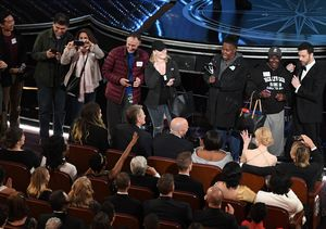 Gary from Chicago's Memorable Surprise at Oscars 2017