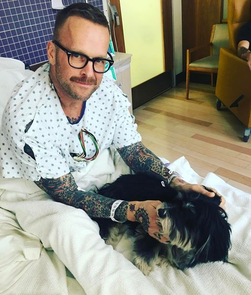 Bob Harper Is 'Feeling Better' After Serious Heart Attack