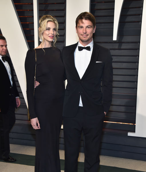 Josh Hartnett & Tamsin Egerton Expecting Child #2 — See Her Baby Bump!