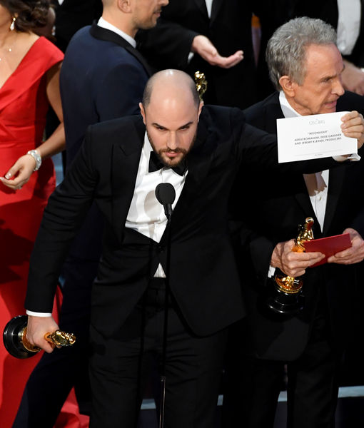 Oscar Controversy! Here's What Led to Cringeworthy Oscars Mishap