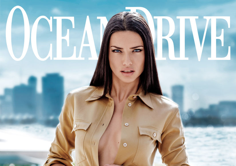 Adriana Lima on How Long She'll Continue with Victoria's Secret