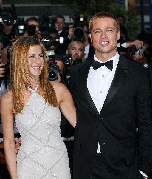 Are Brad Pitt & Jennifer Aniston Talking Again Amidst His Divorce Drama?