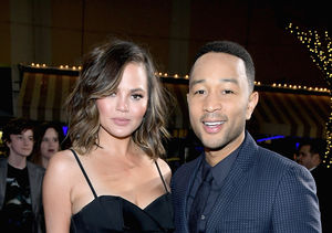 John Legend Defends Chrissy Teigen's Sleeping at the Oscars