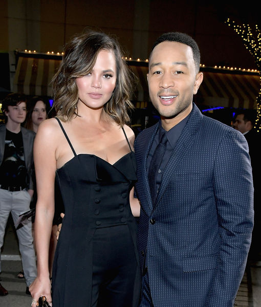 Chrissy Teigen Shares the Secret of Her Perfect Marriage with John Legend