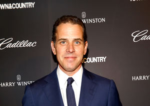 Joe Biden's Son Hunter Is Dating Brother Beau's Widow