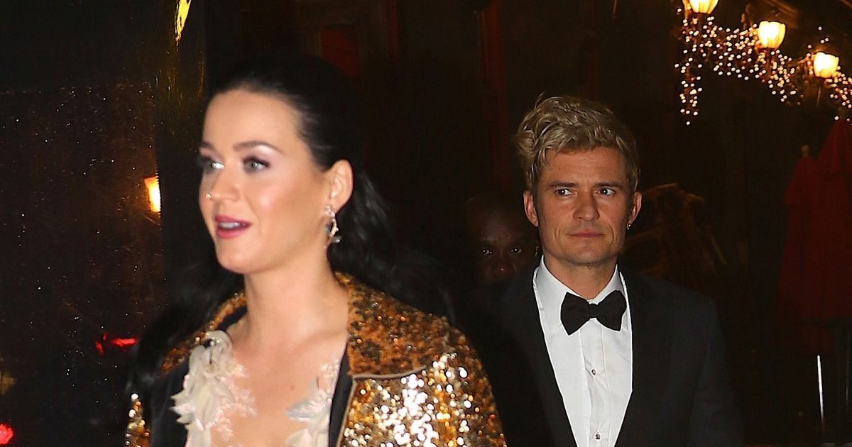 Katy Perry & Orlando Bloom Are Reportedly \'Back On\' | ExtraTV.com