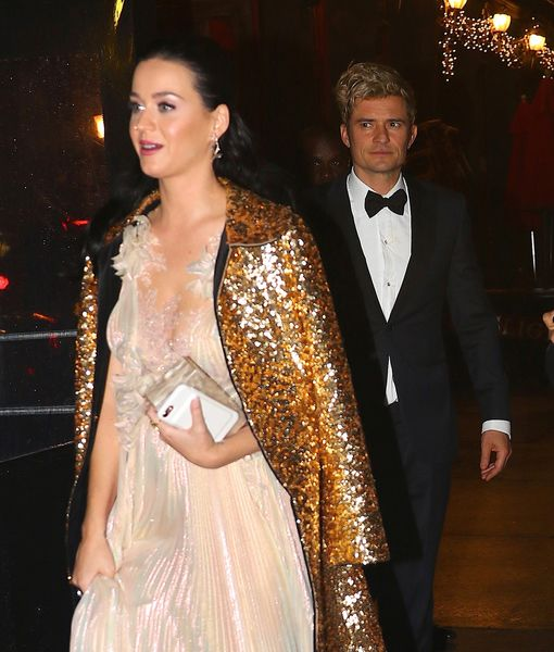 Orlando Bloom's 'Fantastic' Reaction to Katy Perry's 'American Idol' Gig