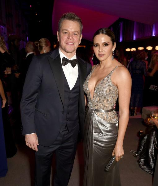 Matt Damon's Review of Jimmy Kimmel's Oscar Hosting