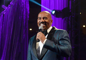 How Steve Harvey Celebrated the Biggest Oscars Blunder Ever