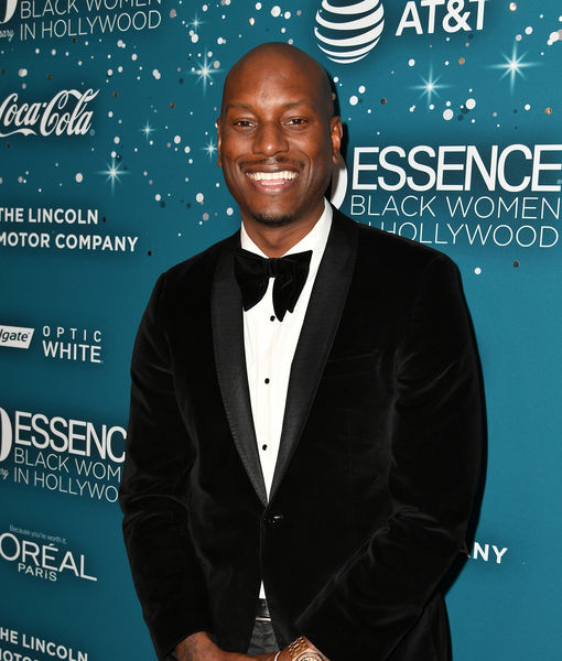 Surprise! Tyrese Secretly Got Married