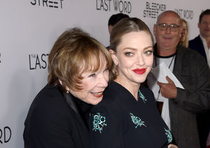 Shirley MacLaine Wants to Be Friends with Amanda Seyfried's Baby