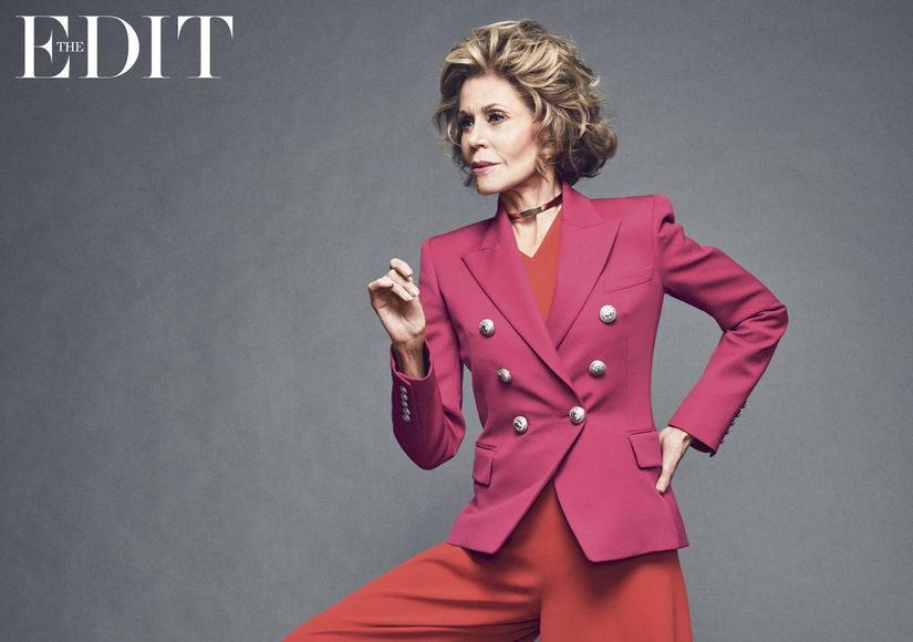 Jane Fonda's Surprising Rape Revelation: 'I Always Thought It Was My Fault'
