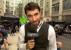 Josh Bowman Gives Inside Peek at 'Time After Time' Series