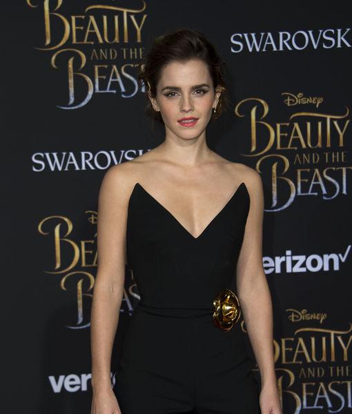 Emma Watson Gushes Over Mario Lopez's Adorable Daughter Gia