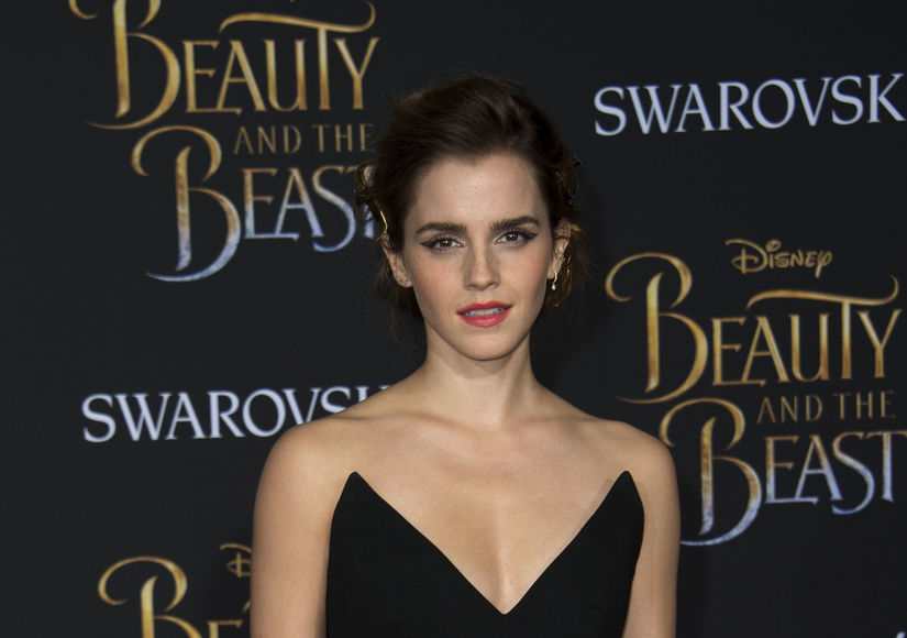 Emma Watson Gushes Over Mario Lopez's Adorable Daughter Gia