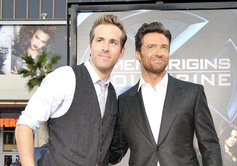 What Ryan Reynolds Is Doing to Convince Hugh Jackman to Join 'Deadpool 2'