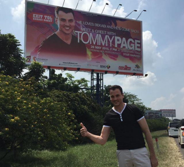 Tommy Page, Singer and Former Billboard Publisher, Dies at 46