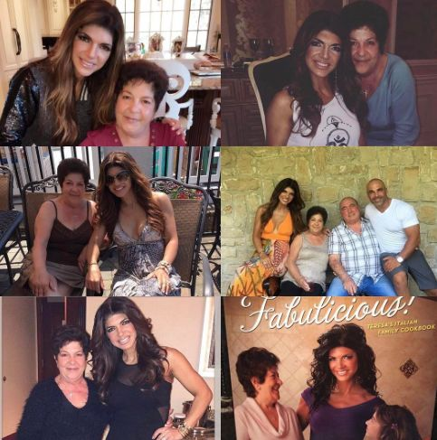 Teresa Giudice Opens Up About Late Mom: 'I Miss My Mommy So Much'