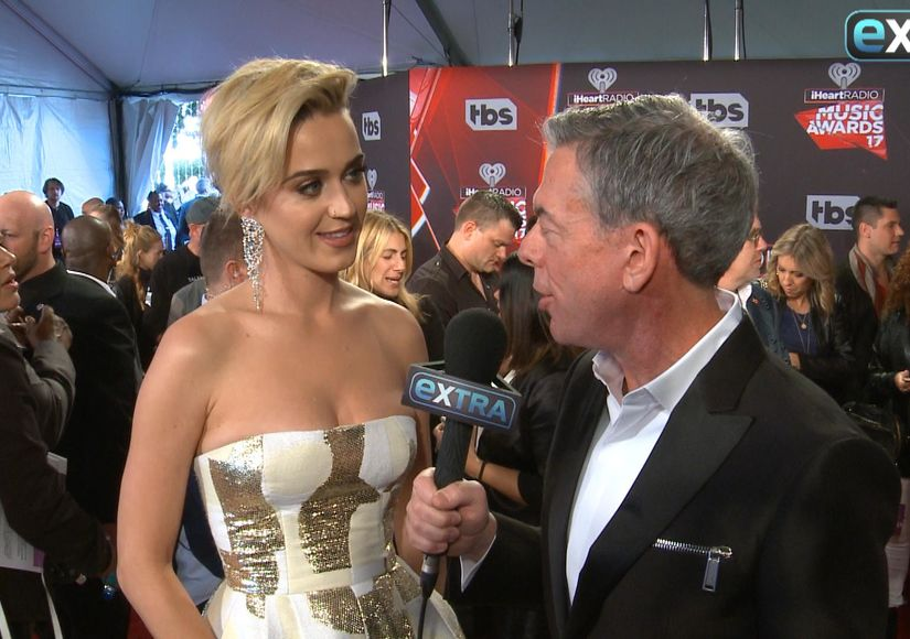 Post-Split Life: Katy Perry Is 'Embracing' Her Thirties